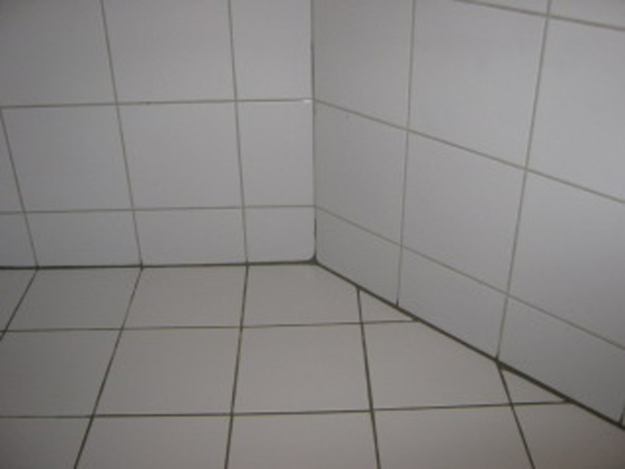 The shower after it has been regrouted. Shower Repairs Perth   Leaking Shower Repairs Perth   Aquaseal